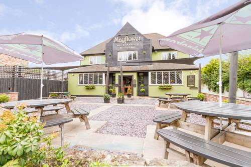 Mayflower Bar, Eatery & Boutique Inn Cover Picture