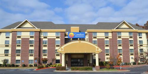 Comfort Inn and Suites Cover Picture