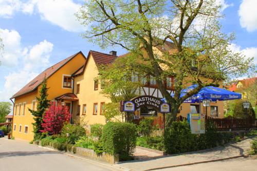 Gasthaus zur Linde Cover Picture