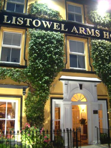 The Listowel Arms Hotel Cover Picture