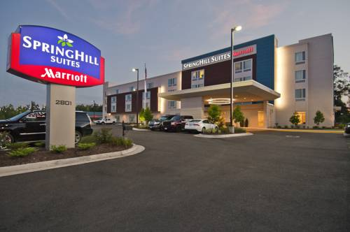 SpringHill Suites by Marriott Baton Rouge Gonzales Cover Picture
