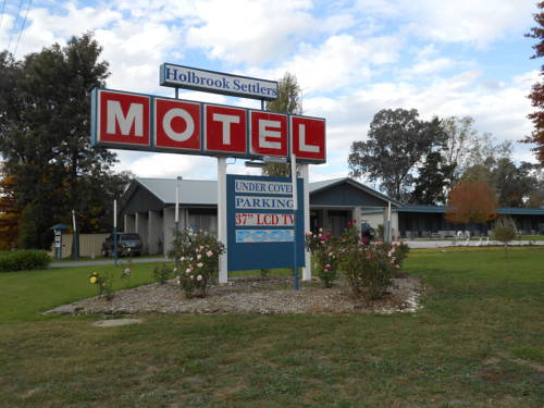 Holbrook Settlers Motel Cover Picture