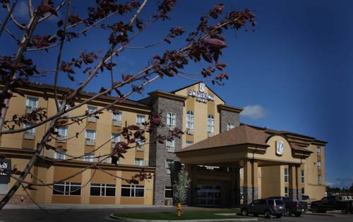 Pomeroy Hotel Fort St. John Cover Picture