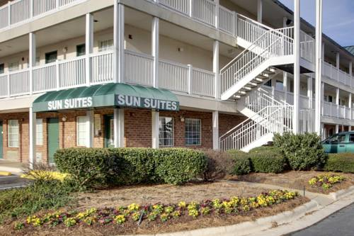 Sun Suites of Charlotte Cover Picture