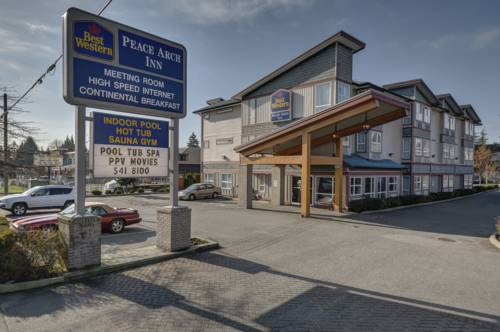Best Western Peace Arch Inn Cover Picture