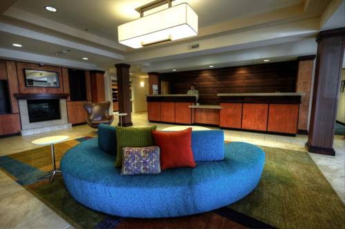 Fairfield Inn and Suites Sacramento Airport Natomas Cover Picture
