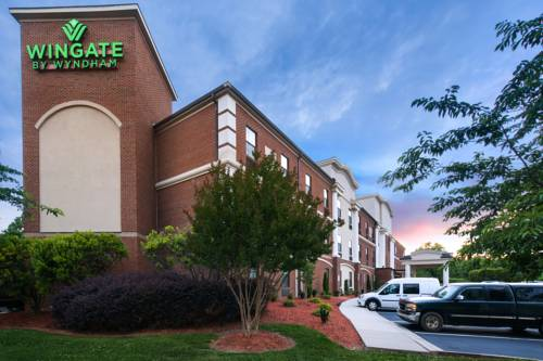 Wingate by Wyndham High Point Cover Picture