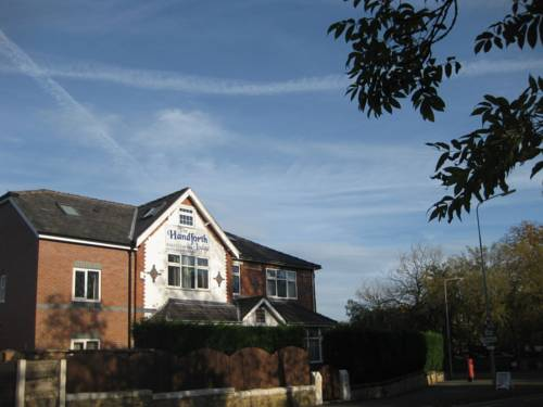 The Handforth Lodge Cover Picture