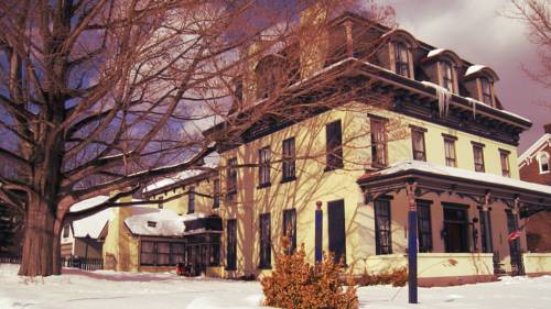 Allegheny Street Bed & Breakfast Cover Picture