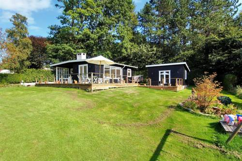 Holiday home Dronningmølle 752 with Terrace Cover Picture