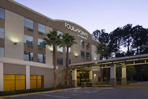 Four Points by Sheraton Jacksonville Baymeadows Cover Picture