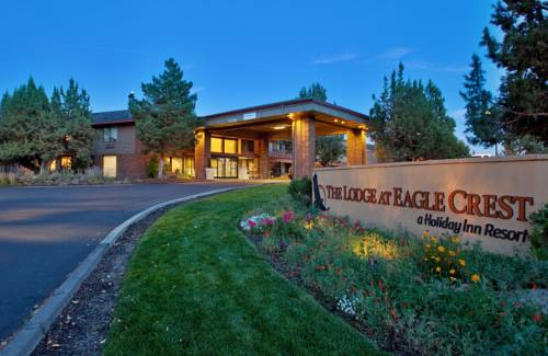 The Lodge at Eagle Crest, a Holiday Inn Resort Cover Picture