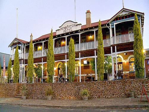 Best Western Pemberton Hotel Cover Picture