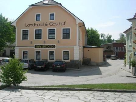 Landhotel Gasthof Bauböck Cover Picture