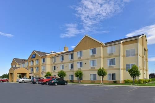 Comfort Inn & Suites North Woods Cross Cover Picture