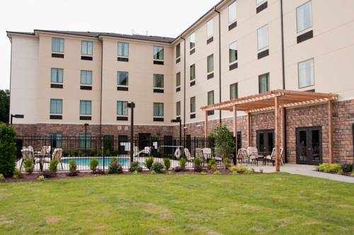 Comfort Inn and Suites Fort Smith Cover Picture