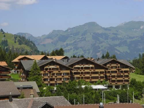GOLFHOTEL Les Hauts de Gstaad & SPA Cover Picture