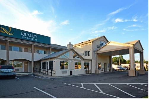 Quality Inn & Suites Northampton - Amherst Cover Picture