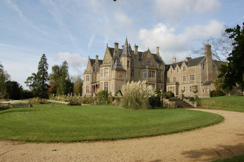 Orchardleigh House Cover Picture