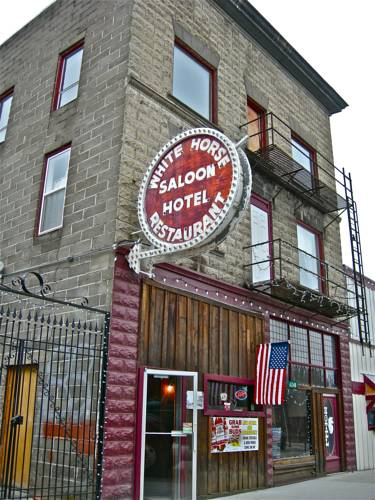 White Horse Hotel Cover Picture