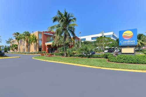Comfort Inn & Suites Fort Lauderdale Cover Picture