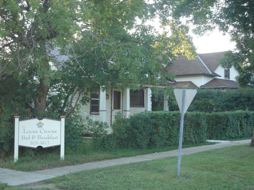 The Locus Crocus Bed and Breakfast Cover Picture
