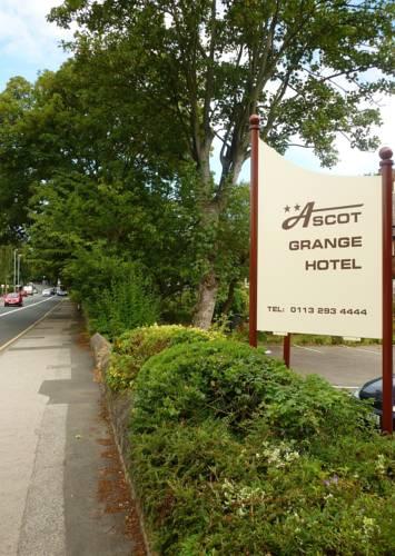 Ascot Grange Hotel Cover Picture