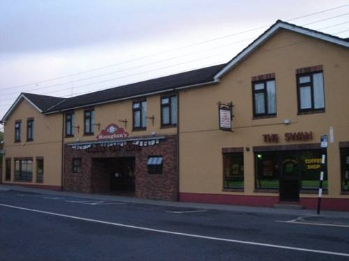 Monaghans Harbour Hotel Cover Picture