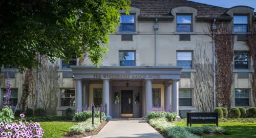 The Windermere Manor Hotel & Conference Center Cover Picture