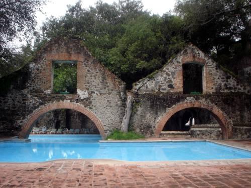 Hacienda de Cocoyoc Cover Picture
