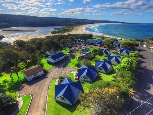 Beach Cabins Merimbula Cover Picture