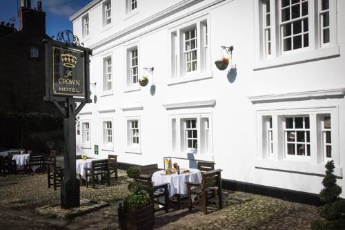 Crown Hotel Wetheral Cover Picture