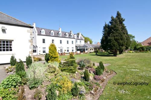 Hallgarth Manor Country Hotel & Restaurant Cover Picture