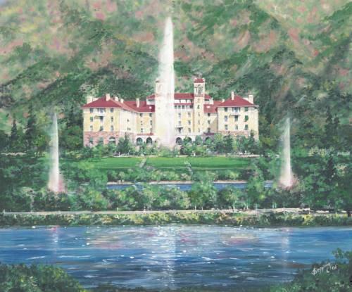 The Hotel Colorado Cover Picture