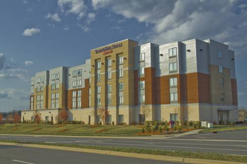 SpringHill Suites Charlotte Ballantyne Cover Picture