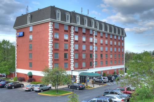 Comfort Inn at the Park Cover Picture