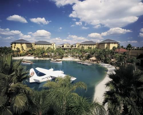 Universal's Loews Royal Pacific Resort Cover Picture