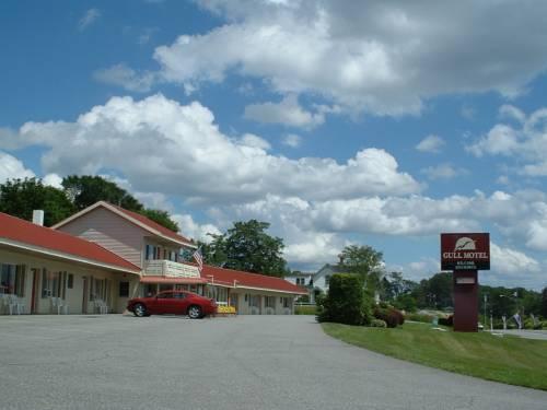 Gull Motel - Belfast, Maine Cover Picture