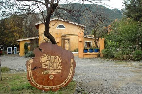 La Calma De Rita - Pirque Cover Picture