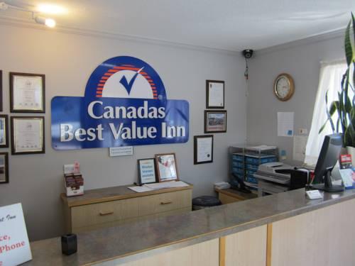 Canada's Best Value Desert Inn & Suites Cover Picture