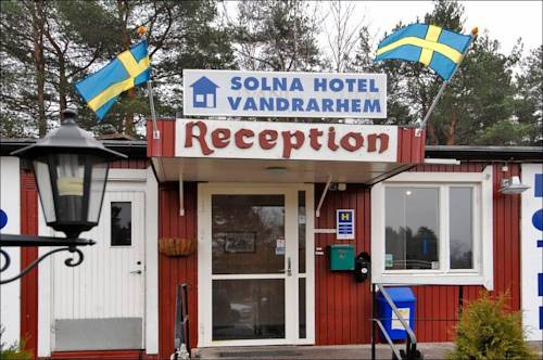Solna Hotell & Vandrarhem Cover Picture