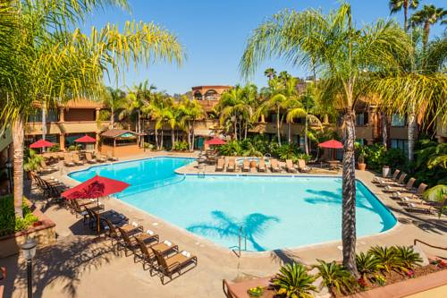 Handlery Hotel San Diego Cover Picture