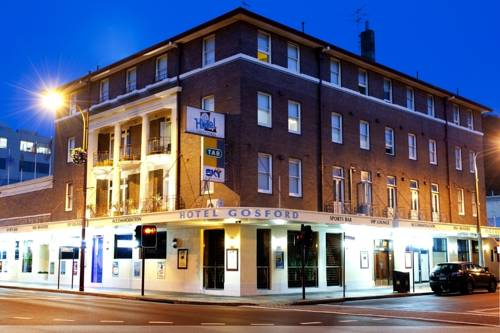 Hotel Gosford Cover Picture