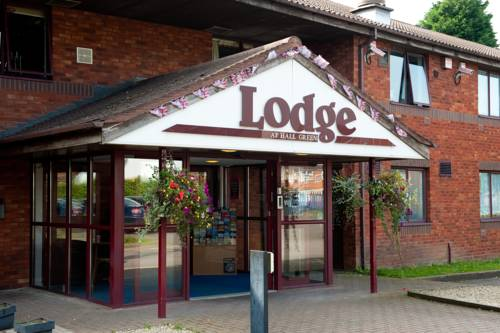 The Lodge Hotel Cover Picture