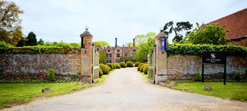 Seckford Hall Hotel & Restaurant Cover Picture