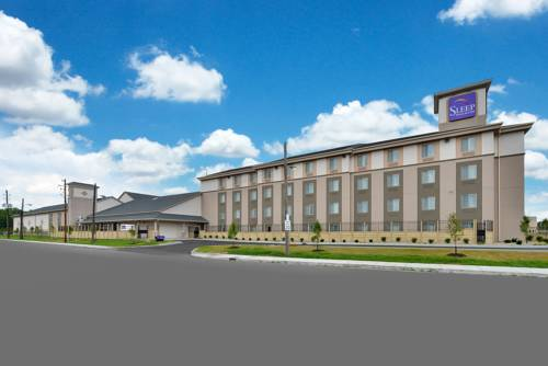 Sleep Inn & Suites And Conference Center Cover Picture