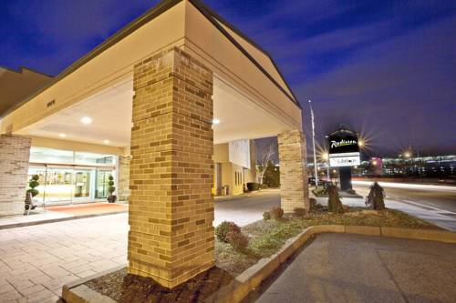 Radisson Hotel Providence Airport Cover Picture