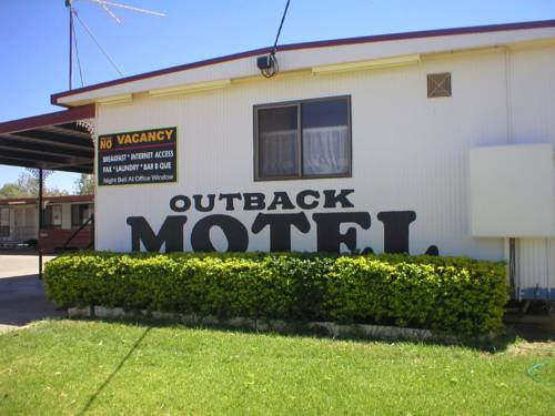 Winton Outback Motel Cover Picture