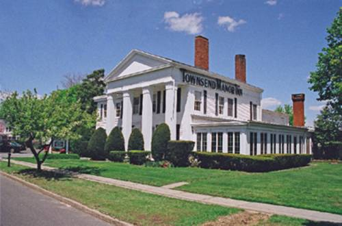 Townsend Manor Inn Cover Picture