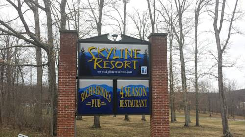 Skyline Lodge Cover Picture